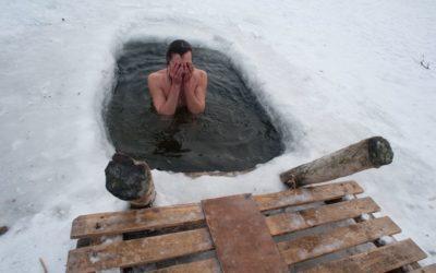 Nage en eau froide : conditionnement mental !