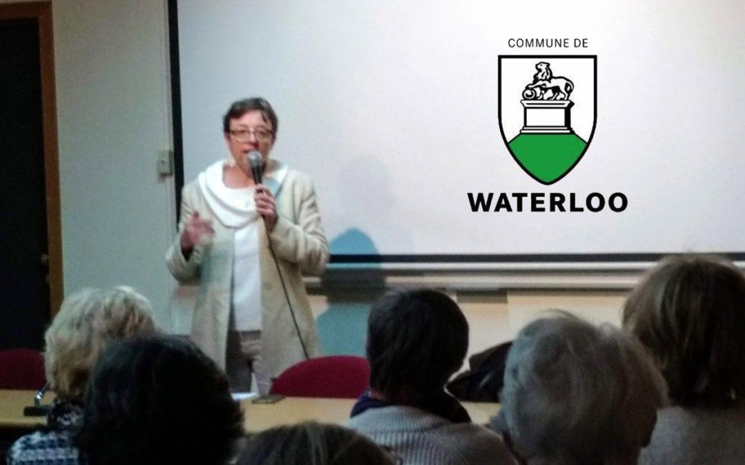 Conférence sur le deuil à Waterloo
