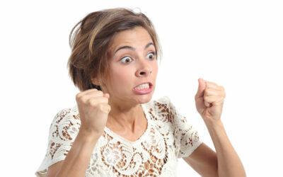 Enervé, en colère, impatient pendant la séance d'hypnose ?